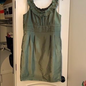 Jessica Howard dress avacado green size 14